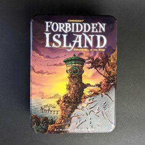Borad Game Forbidden Island